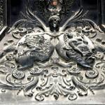 Castel Banffy, detaliu